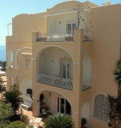 Hotel Flora Capri Featured