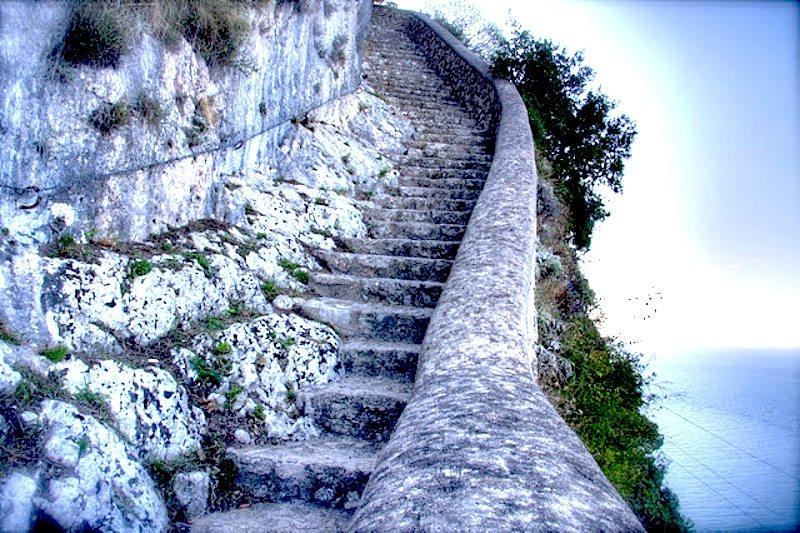Phoenician Steps Capri
