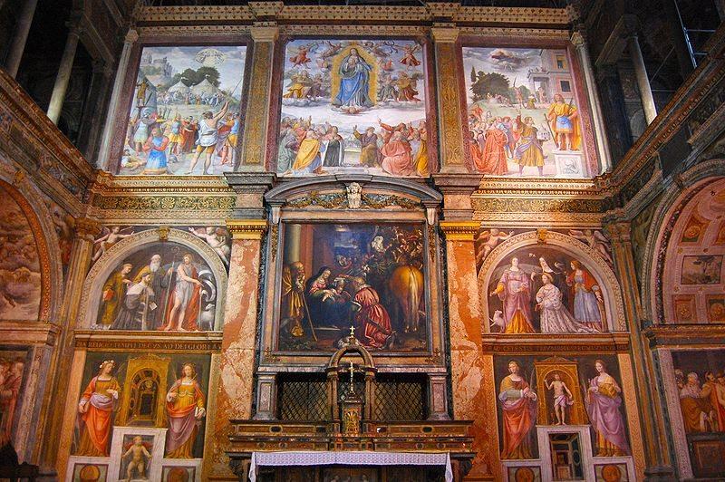 Saint-Maurice-al-Monastero-Maggiore