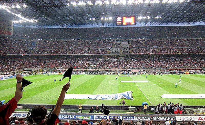 San Siro Stadium Milan