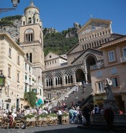 Amalfi Cathedral Featured